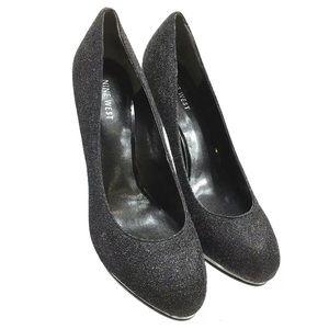 """Nine West Women's Shoes Classic Pumps 4.5"""" Heels"""